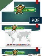 POTATO-CORNER SWOT