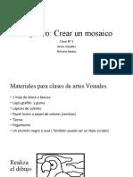 Clase 3 artes visuales