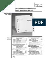 Hydronics Application Manual