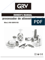 GRV HW-SM101B Manual  Revised  20200721