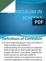 CURRICULUM IN SCHOOLS (6).pptm