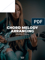 Arianna Powell - Chord Melody Arranging - PickUp Music V1