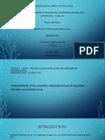 Unidad 2 - Caso 3 - Identificación de procesos de enfermedad