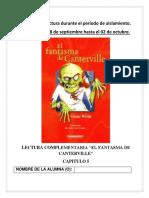 El fantasma de canterville capitulo 5