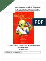 El fantasma de canterville capitulo 4