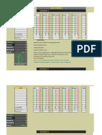 PLANILLA DE CALCULO  (para opciones binarias FREE¡¡)