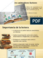 PADRES ANIMADORES DE LECTURA