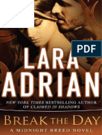 Lara Adrian - Midnight Breed 16 - Break the Day