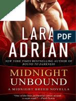 Lara Adrian - Midnight Breed 14.6 - Midnight Unbound