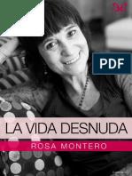 La Vida Desnuda - Rosa Montero