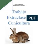 Sistema de producción de conejos