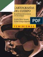 Cartografias Del Cuerpo. Biopol - AA. VV