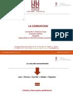10. LA CORRUPCION.