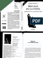Más Allá de la Utopía -  2ed - Harold Segura.pdf