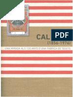 Cal Font (1856-1976)