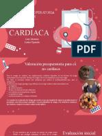 VALORACION CX NO CARDIACA