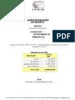 laudo avaliação silo modelo 2015
