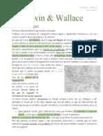 4. Wallace y Darwin (Historia)