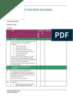 HACCP Food Safety Audit Checklist.pdf