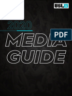2020 USL League One Media Guide