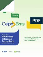 CelpeBRAS Prova Oral
