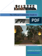 OFFICIAL COMMUNITY GUIDE TO FPSCREATOR