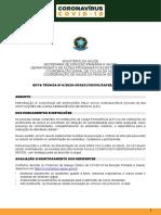Doc 50 NOTA TÉCNICA N 9-2020 COSAPI