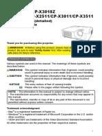 projector_manualCP-X2510Z.pdf