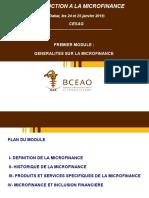 MODULE 1- GENERALITES SUR LA  MICROFINANCE PDF.pdf