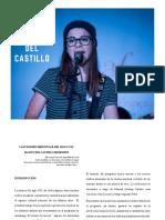 CANCIONERO IMPOPULAR PERUANO DEL SIGLO XXI.  HANNY DEL CASTILLO MELENDEZ