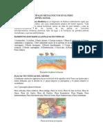 avanzando OROGENIAS Y PRINCIPALES METALOTECTOS EN EL PERÚ