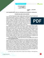 Evaluación unidad 1 Len 2 Sé Protagonista.doc