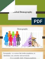 Presentation1 - Global Demography