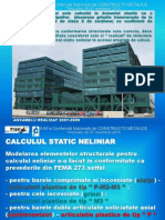 Calcul static neliniar