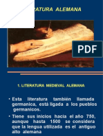 LITERATURA ALEMANA LADY
