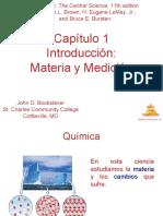 Cap 01 Introducción Materia y Mediciones Brown ESP