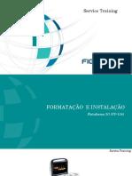 Como formatar e Instalar o Software FP-104