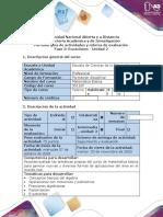 Guía de actividades y rúbrica de evaluación - Fase 3 - Ecuaciones