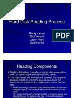 Student Presentation-5-Hard Disk Reading Process