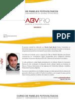 Presentación 3 - 2020 - ABVPRO