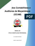 Manual de Etica e deontologia profissional Q