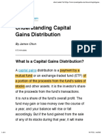 Investopedia-Capital Gains-Understanding Capital Gains Distribution