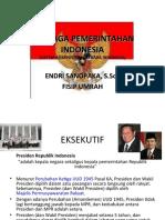 Lembaga Pemerintahan Indonesia