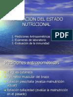 1-1. EVALUACION DEL ESTADO NUTRICIONAL