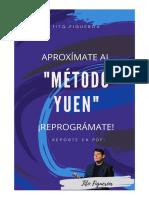Aproxímate al Método Yuen