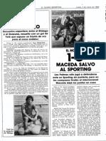 1983.03.07 - MD - Maceda Sporting Camp Nou