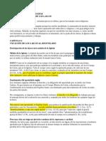 Notas documentos