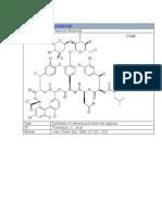 Vancomycin hydrochloride