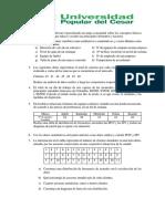 Taller Nº1 de Estadistica Descriptiva 2020 - I