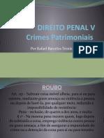 Aula 7 (Crimes Patrimoniais II - Roubo e Extorsão).pptx